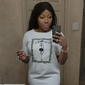 Chanel shift dress like new